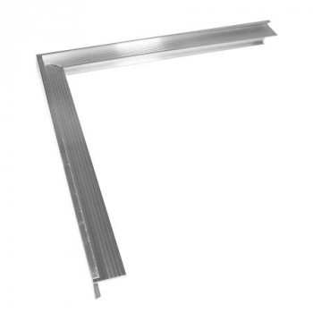 Dachkantenecken Aluminium Außenecke 35x35 mm
