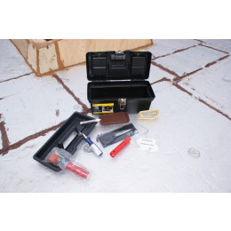 Werkzeugkasten komplett inkl. Werkzeug