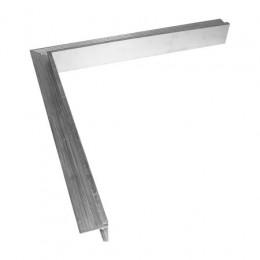 Dachkantenecken Aluminium Innenecke 35x28 mm
