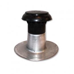 Dachntlüftung EW Ø 50-60 mm aluminium