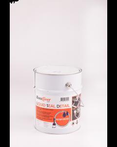 BossCover Liquid Seal Reparaturpaste schwarz 6 kg